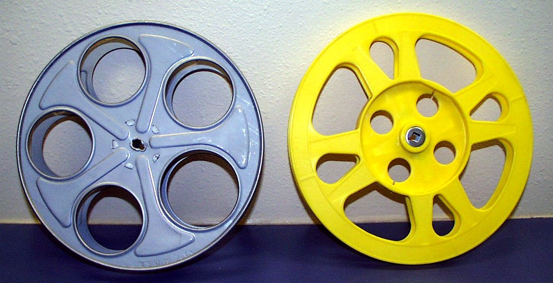 Film Reels | Goldberg Brothers